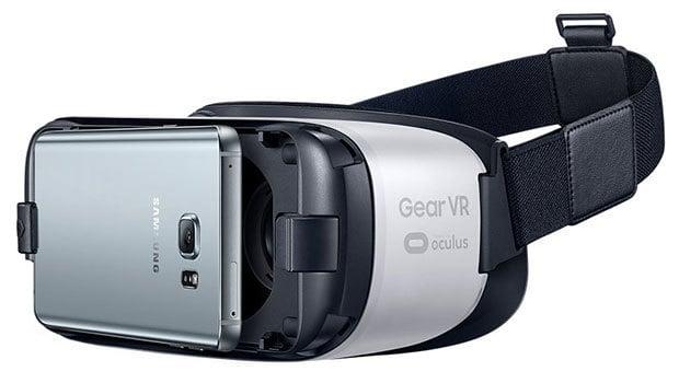 Casque Gear VR