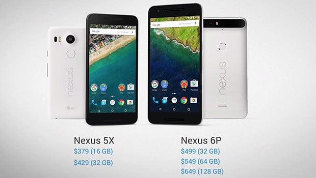 Des smartphones et tablette sous Marshmallow
