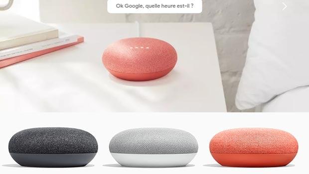 Google Home Mini, un conseiller numérique à votre service
