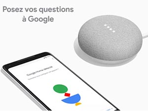 Google Home Mini, espion ou concierge