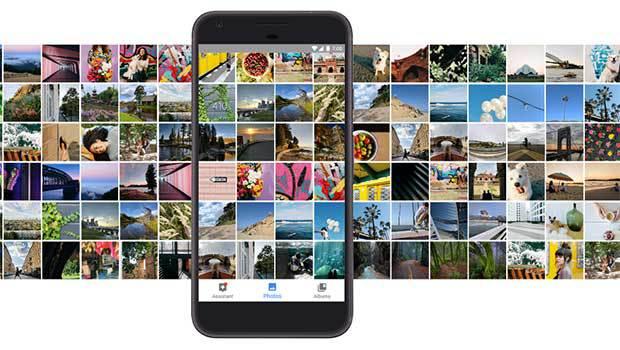 Google Pixel, les photos et vidéos en illimité