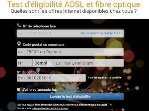 Testez votre éligibilité à la fibre sur le Grand Lyon