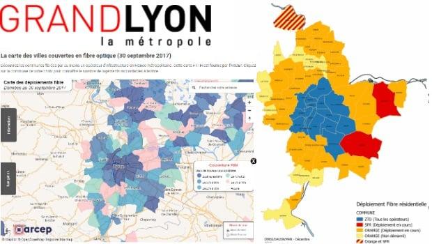 Votre commune est-elle bien couverte en Très Haut Débit par SFR, Free, Bouygues ou Orange