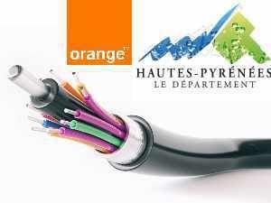 Orange va fibrer les Hautes-Pyrénées d'ici fin 2024
