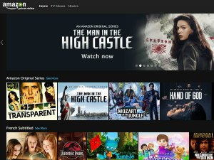 Lancement du service video streaming d'Amazon