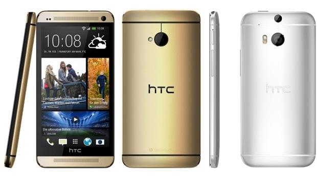 HTC One M8 : double-optique au dos et flash LED