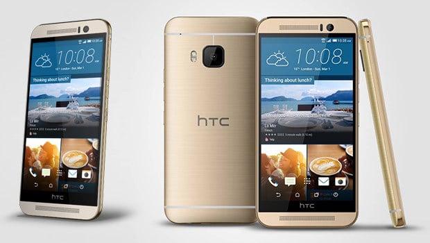 HTC One M9 : s'il n'est pas le plus fin, il tient parfaitement dans la paume de la main