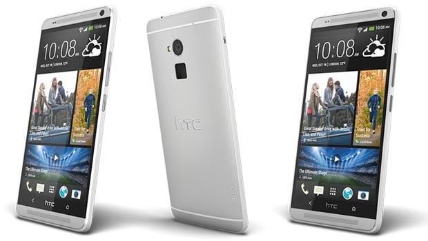 HTC One Max : le même design que le One et le Mini