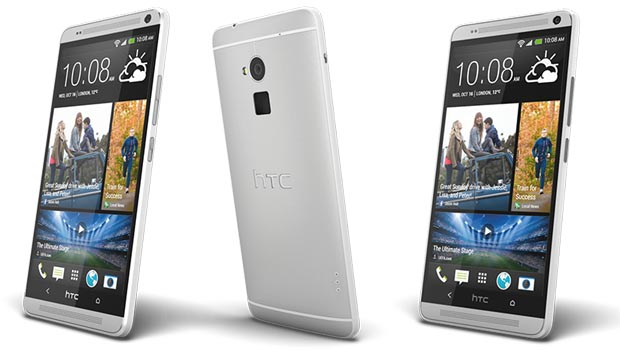 HTC One Max : le même design que le One et le Mini