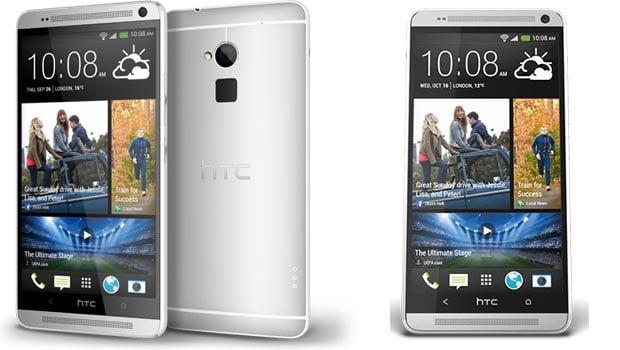 HTC One Max : une excellente autonomie et une bonne vélocité