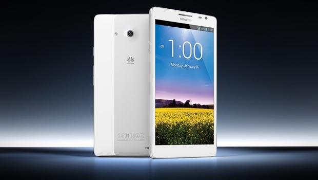 Huawei Ascend Mate, fin et design