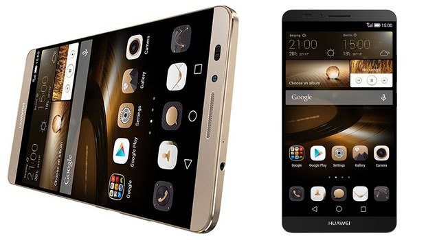Huawei Ascend Mate 7, la 4G plus accessible