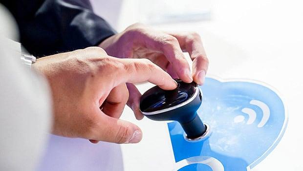 MWC 2015 Huawei : le CarFi, un plugin-allume-cigare pour du Wi-Fi dans les voitures
