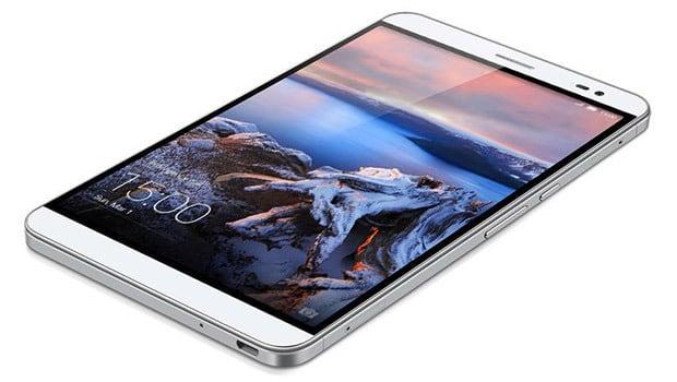 MWC 2015 Huawei : MediaPad X2, la tablette LTE Advanced en 10 pouces