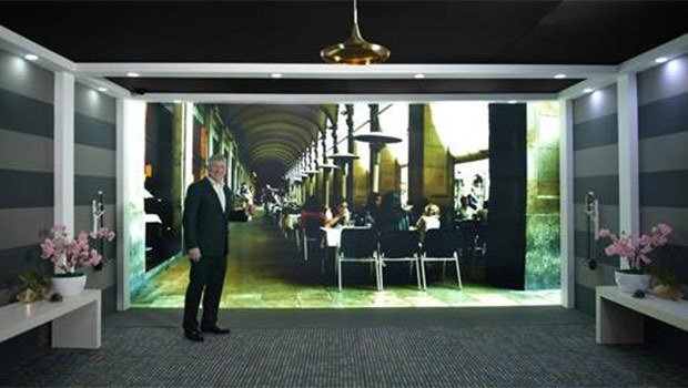 MWC 2015 Huawei : Mirror Sys, pour une immersion totale à distance