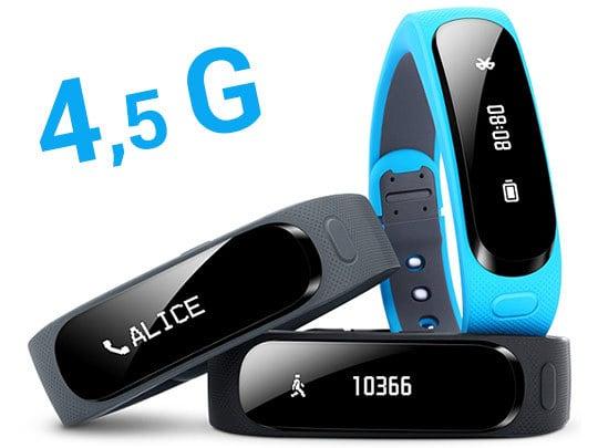Le Huawei TalkBand B2 sera compatible LTE-M