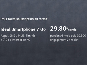 ideal smartphone 7go