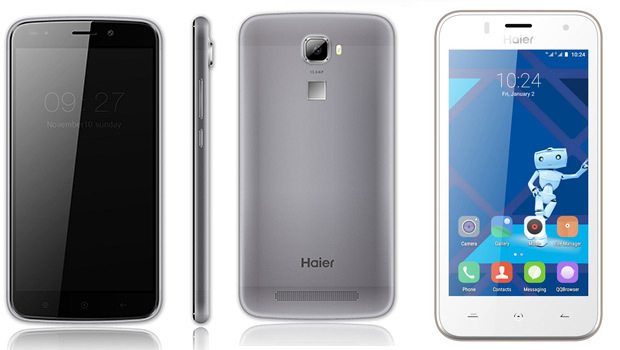 Des smartphones d'entrée et de milieu de gamme