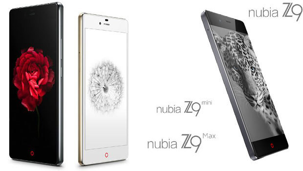 ZTE Nubia Z9, pas encore officiel en Europe