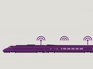 TGV connecté
