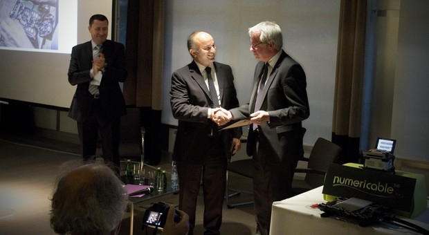 Inauguration du nouveau réseau THD de Mons-en-baroeul