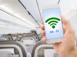 Internet dans l'avion
