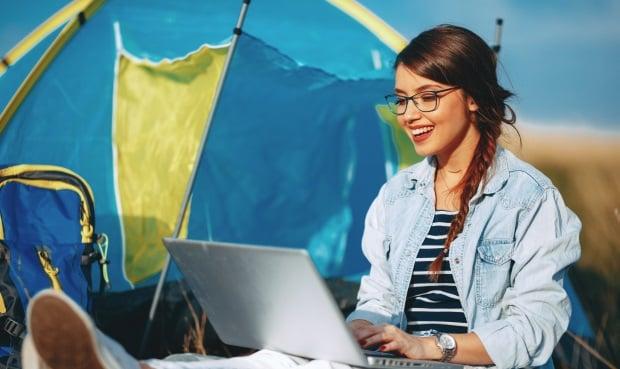 Osmozis est un des spécialistes pour installer du WiFi dans les campings et hôtels