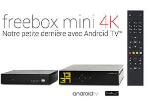 La Mini 4K de Free
