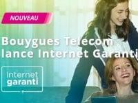 Bouygues : internet garanti