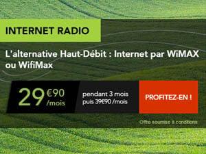 internet radio 29.90 euros par mois