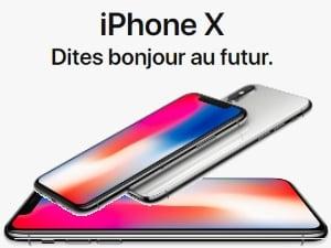 iPhone X : enfin de la nouveautéchez Apple