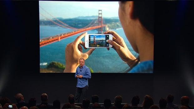 Apple iPhone SE, 12 Mpx et 4K