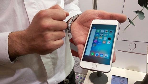 Le 3D Touch est un vrai plus pour ces iPhone 6s…