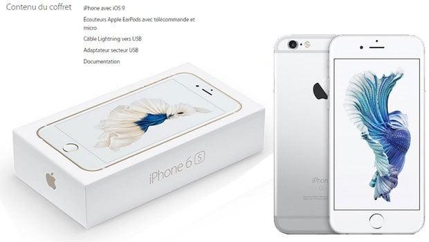 Un design très proche des iPhone 6 pour les modèles S