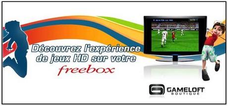 Jeux vidéos sur la Freebox Révolution