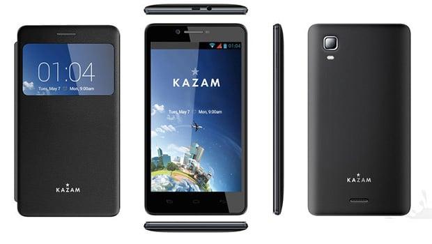 Kazam Trooper2 5.0, en noir ou en blancr