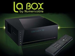 La Box by Numericable