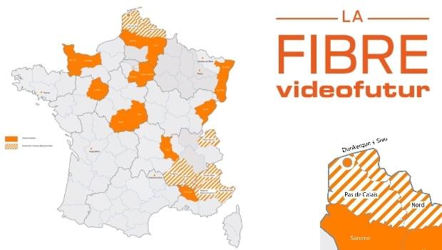Offre FTTH à moins de 40€ LA FIBRE videofutur