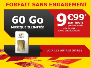 La Poste Mobile : promos Star Wars