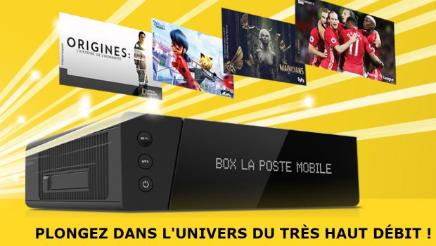 SFR Sport et Box TV Plus