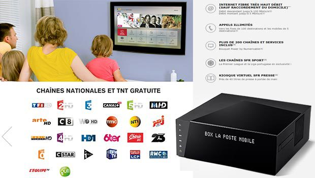 Le Bouquet Power TV By Numericable