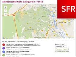 Inauguration de la Fibre SFR 100 Mbit/s à Laxou