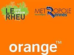 La fibre optique Orange au Rheu