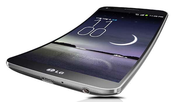 Le LG G Flex