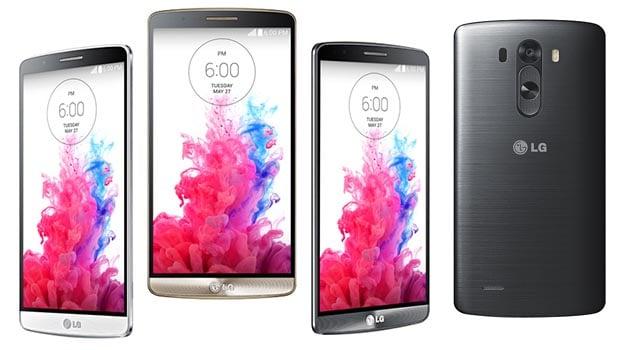LG G3, un smartphone 4G d'exception