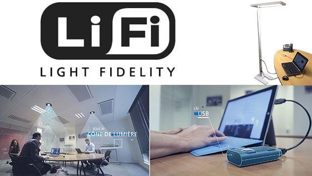 Internet par la lumière
