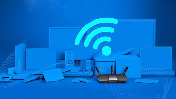 Le Wi-Fi avec plusieurs antennes et gestions de fréquences multiples