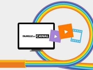Orange : Livebox fibre avec chaînes Canal