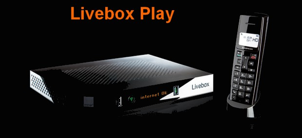 Modem Livebox Play