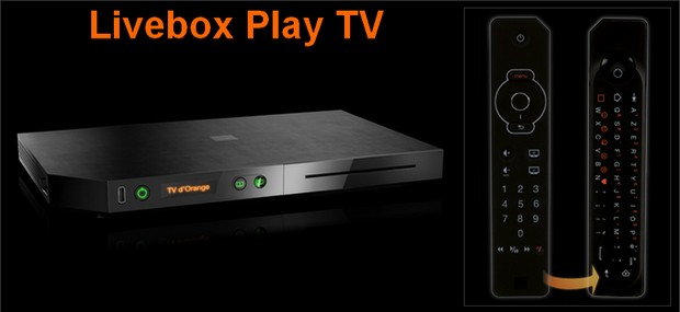 Décodeur Livebox Play TV